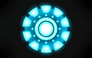 Arc Reactor [Iron Man] Wallpaper by little-space-ace on ...
