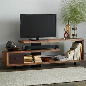 Tv Tisch Vintage : fernsehtisch 22 super effektvolle modelle ~ Whattoseeinmadrid.com Haus und Dekorationen