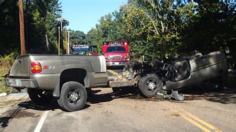 Pickup Truck's Cab Flies Off Its Frame In Dumbfounding Crash
