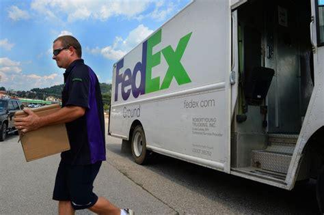 Fedex Ground Driver Description by After National Competition Fedex Driver Keeps Delivering