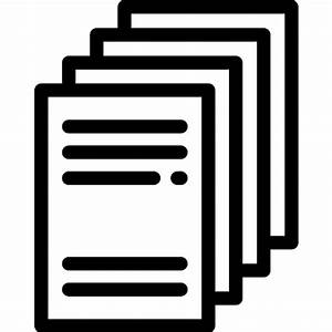 Documents - Free interface icons