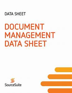 solicitation management sourcesuite With documents and data control