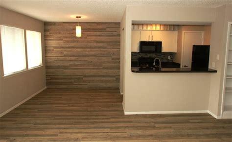 Wood Panel Accent Wall, Latitude, San Antonio 78240