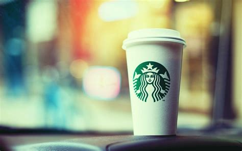Starbucks Coffee Wallpaper Desktop