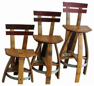 Wine Barrel Furniture - Furniture - other metro - by