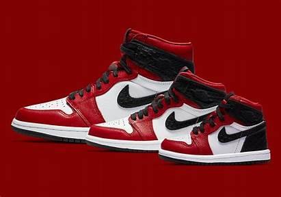 Jordan Satin Air Nike Snakeskin Release Og