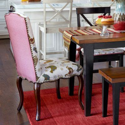 claudine rooster dining chair deco ideas
