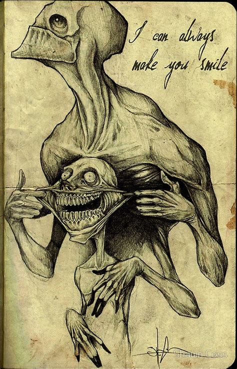 Best Cool Creepy Drawings Ideas And Images On Bing Find What You