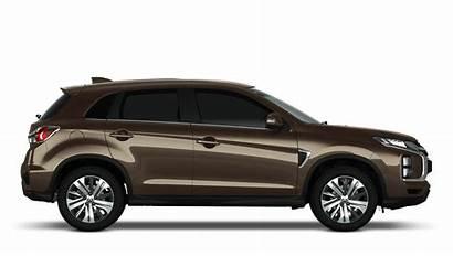 Mitsubishi Asx Dynamic Brown Oak