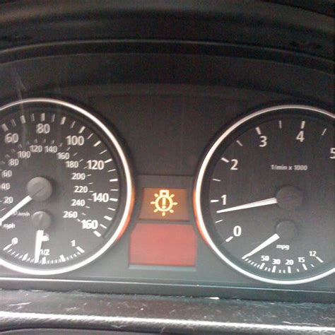 2006 bmw 325i warning lights what is this warning light