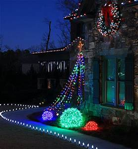 Top 10 Outdoor Christmas Lights Ideas