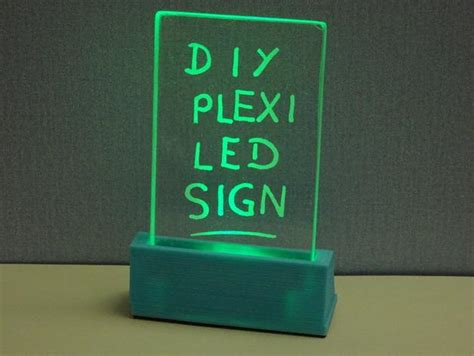 These 3d Printed Plexiglass Led Signs Display Your Text. Basketball Court Signs Of Stroke. Playroom Signs Of Stroke. Blisters Signs. Ready Signs Of Stroke. Physical Exam Signs. Faucet Signs Of Stroke. Synchronization Signs. Pregnancy Signs Of Stroke