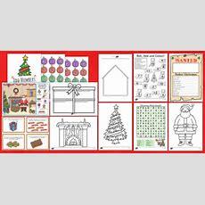 Foundation Phase Christmas Activity Pack Foundation Phase