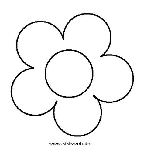 vorlagen blumen basteln papierblumen basteln