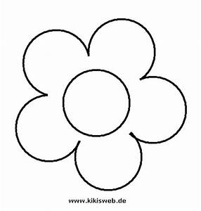 Blumen Basteln Vorlage : papierblumen basteln ~ Frokenaadalensverden.com Haus und Dekorationen