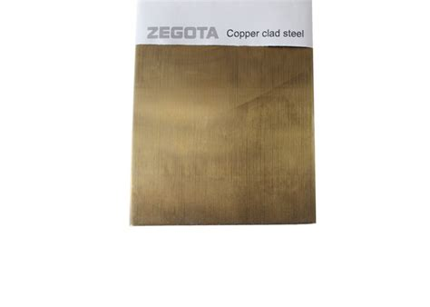 multi layer copper clad sheet strong structure good corrosion resistance