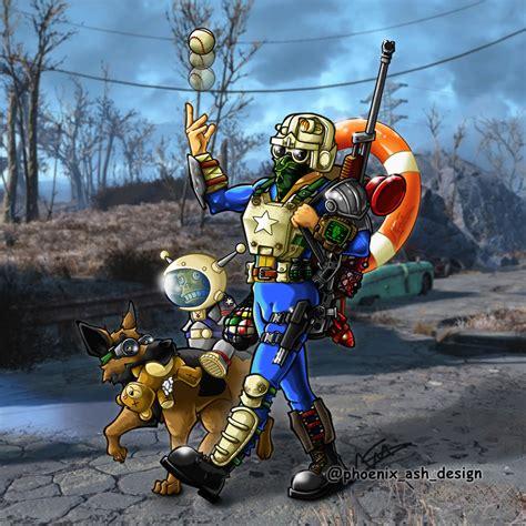 Fallout 4 Fan Art By Stillustrator On Deviantart