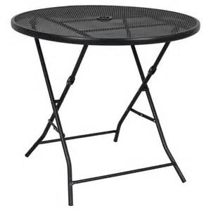 32 quot metal mesh folding table room essentials target