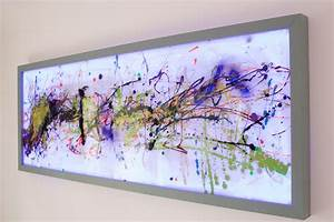 Extra large wall artabstract glass artmodern painting