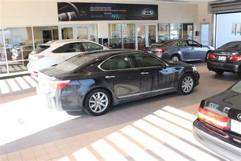 Hendrick Lexus Northlake  Charlotte, Nc 28269 Car