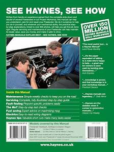 Land Rover Freelander Haynes Repair Manual  1997