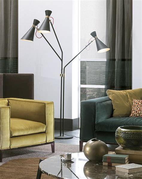 ideas  standing lamps  pinterest copper floor lamp lamps  reading lamps