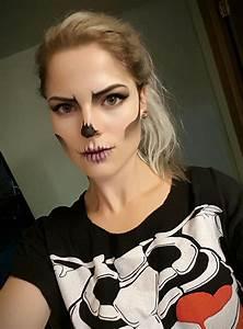 Best 25+ Easy skeleton makeup ideas on Pinterest ...