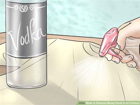 3 Ways To Remove Musty Smell From Clothes  Wikihow