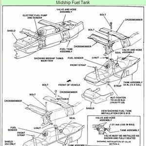2000 Ford Ranger Fuel Tank Diagram