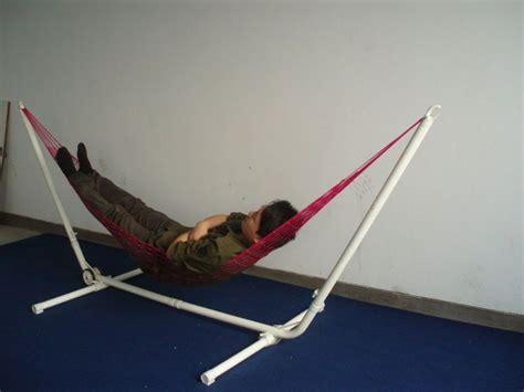 pvc hammock stand diy proyectos de pvc tubos de pvc