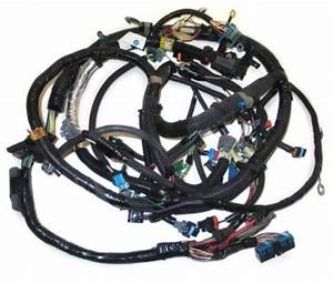 1994 Chevrolet  Gmc C1500 C2500 K1500 K2500 Pickup Oem Tbi Engine Wire Harness