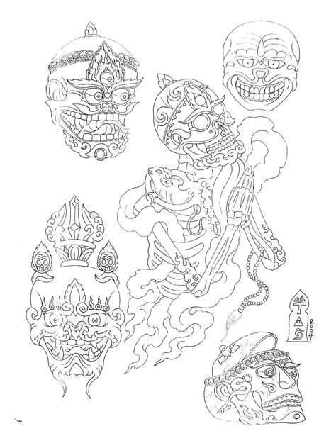 TATTOO DESIGNS AND E-BOOKS: Tattoo Set #2