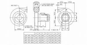 Mr480r Centrifugal Fan