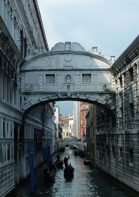 Bridge Of Sighs Venice Italy Travel And Places Pinterest