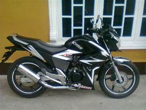 Modif Motor  Honda New Megapro Full Fairing Modification