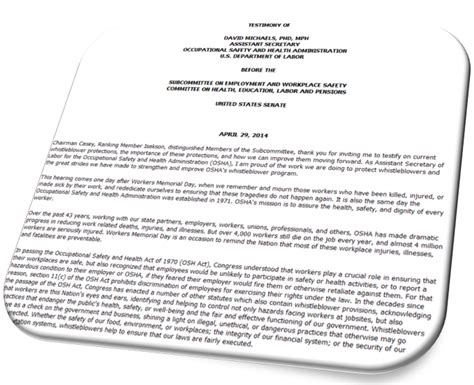 section 11 c of the osh act may 2014 osha update