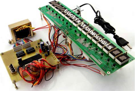 Advanced Ece Mini Project Ideas For Engineering