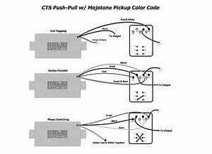 Tap Wiring Diagram Push Pull