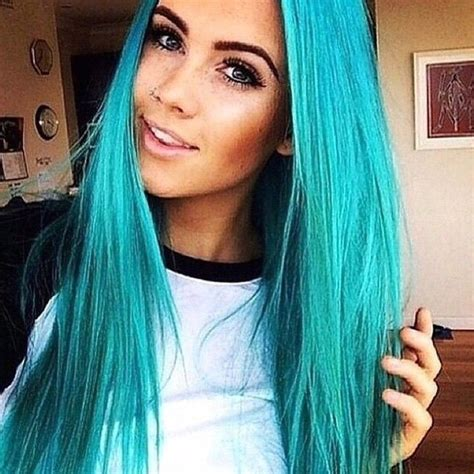 Mermaid Blue Yay Or Nay Inspirehairstyles Lovely