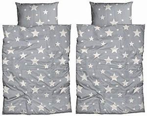 Bettwäsche Biber Sterne : kuschelige bettw sche aus biber sterne grau 135x200 von casatex bettw sche ~ Frokenaadalensverden.com Haus und Dekorationen