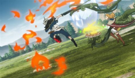 Image Asta And Mimosa Chargepng Black Clover Wiki