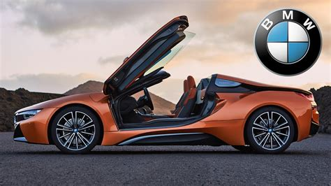 BMW i8 Roadster (2018) Ready to fight Tesla Roadster ...
