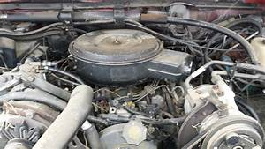 Used Parts 1989 Ford F450 7 3l Navistar Diesel Engine E04d Transmission