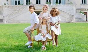 Tenue Garçon D Honneur Mariage : v tement de c r monie enfant pour mariage boh me mariage ~ Dallasstarsshop.com Idées de Décoration