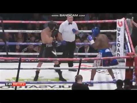 ksi  logan paul boxing highlights youtube