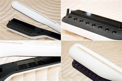 steam pot l oreal review l oreal steod 2 0 straightener before after ysis lorenna