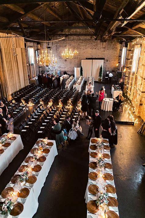 the green building modern brooklyn ny wedding by cmostr