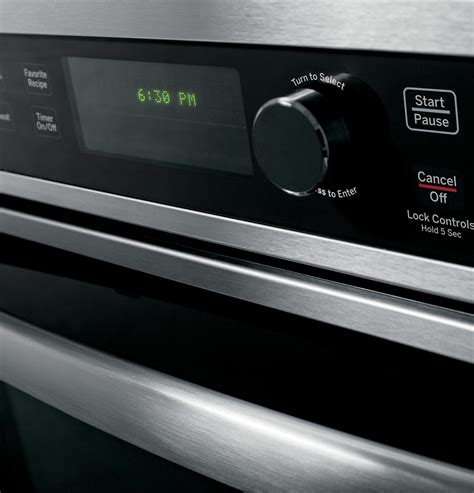 psbsfss ge profile   single wall oven  advantium speed stainless steel