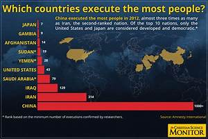 Death penalty: The state of capital punishment in the US ...