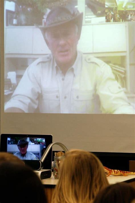 Jack Hanna calls in to Billings elementary school class ...
